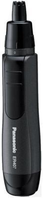 Триммер Panasonic ER407K520 чёрный триммер panasonic er1410 серый чёрный