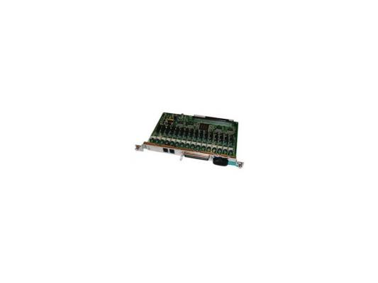 Плата дополнительных линий Panasonic KX-TDA0174XJ 16 внутренних аналоговых линий атс panasonic kx teb308ru аналоговая 3 внешних и 8 внутренних линий нерасширяемая