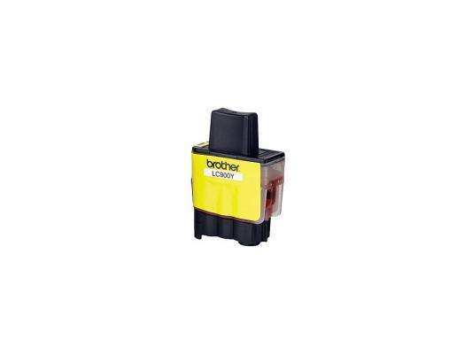 Картридж Brother LC900Y для MFC-210C DCP-110C Fax-1840C желтый