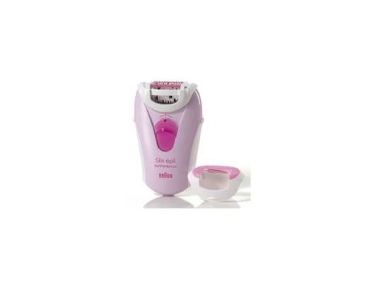 Эпилятор Braun 3170 Silk-epil Soft Perfection белый эпилятор braun 3170 silk epil 3