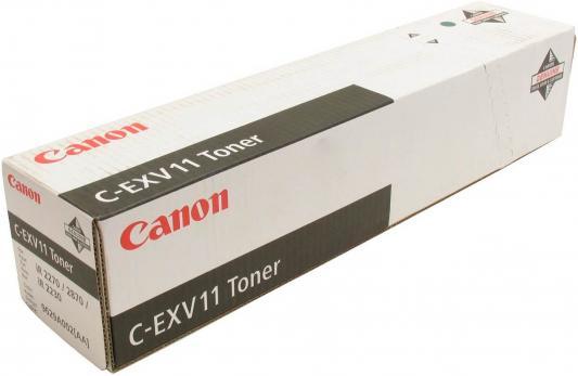 Тонер-картридж Canon C-EXV11 черный для IR-2270/2870 стоимость