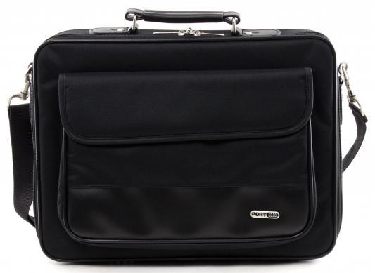 Сумка для ноутбука 15.6 Porto KCB-01 нейлон черный