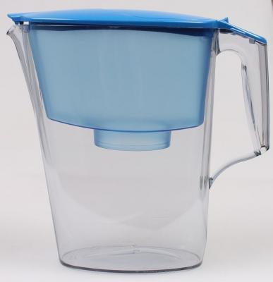 Фильтр для воды Аквафор УЛЬТРА кувшин голубой Р87В05F холодильник shivaki bmr 2013dnfw двухкамерный белый