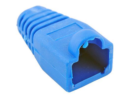 Колпачок изолирующий RJ-45 синий 100 шт