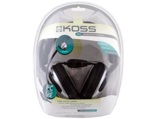 Гарнитура Koss SB49 koss kph7