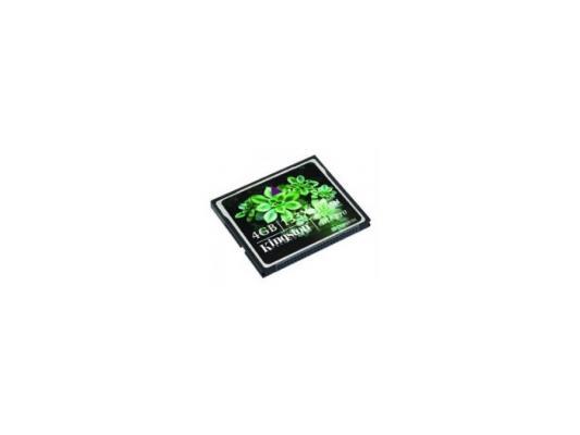 Карта памяти Compact Flash Card 4GB Kingston CF/4GB