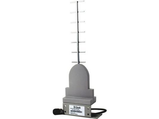 Антенна внешняя D-Link ANT24-1201 12dBi направленная антенна внешняя d link ant24 1201 12dbi направленная