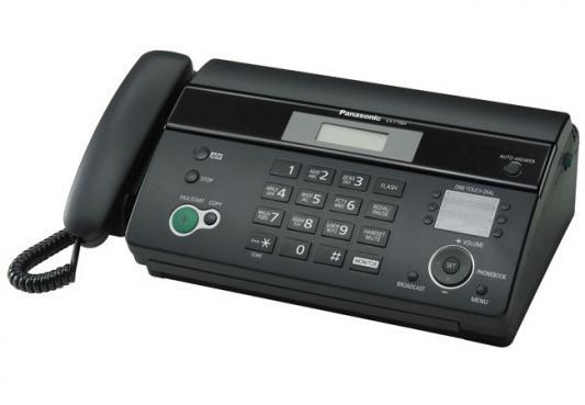 Факс Panasonic KX-FT984RU-B от 123.ru