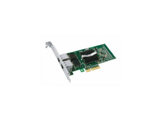 Сетевой адаптер Intel EXPI9402PTBLK PRO/1000 PT Dual Port Server Adapter PCI Express Intel I/OAT