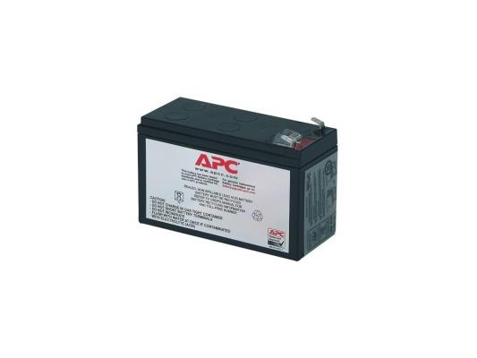 Батарея APC RBC2 12V 7Ah батарея exegate 12v 7ah exs1270 es252436rus