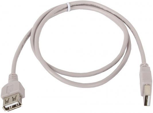 Кабель удлинительный USB 2.0 AM-AF 0.75м Gembird CC-USB2-AMAF-75CM/300