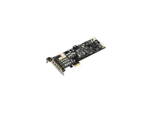 Звуковая карта PCI-E Asus Xonar DX XONAR_DX/XD/A Retail