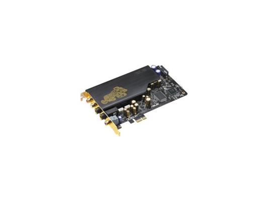 Звуковая карта PCI-E Asus Xonar Essence STX XONAR_ESSENCESTX/A Retail