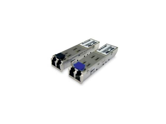 Модуль D-LINK DEM-312GT2 mini-GBIC LX MM Fiber