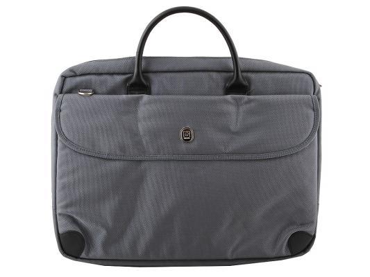 "Сумка для ноутбука 15"" DEFENDER Business lady нейлон серебристо-серый 06006"