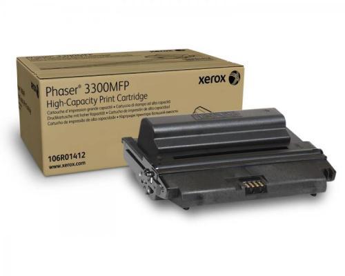 Картридж Xerox 106R01412 для Phaser 3300MFP 8000 стр