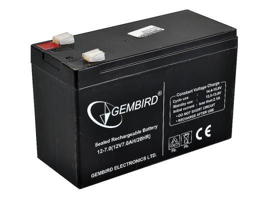 Аккумулятор Gembird 12V7AH