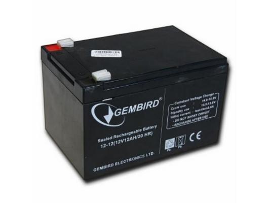 Батарея Gembird 12V12AH BAT-12V12AH/6