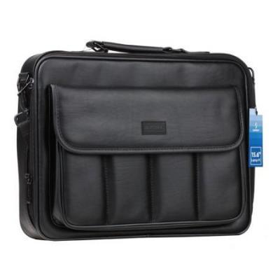 Сумка для ноутбука 15.6 Sumdex CKN-002 искусственная кожа черный