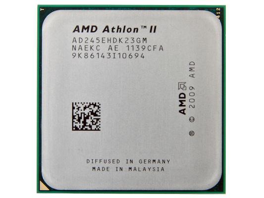 Процессор AMD Athlon II X2 245 2.9GHz 2Mb ADX245OCK23GM/AD245EHDK23GM Socket AM3 OEM