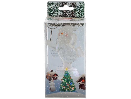 Гаджет ORIENT NY5063 Бегущий Снеговик с подсветкой USB