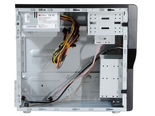 Корпус microATX InWin ENR025 400 Вт чёрный