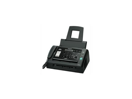 Факс Panasonic KX-FL423RUB черный