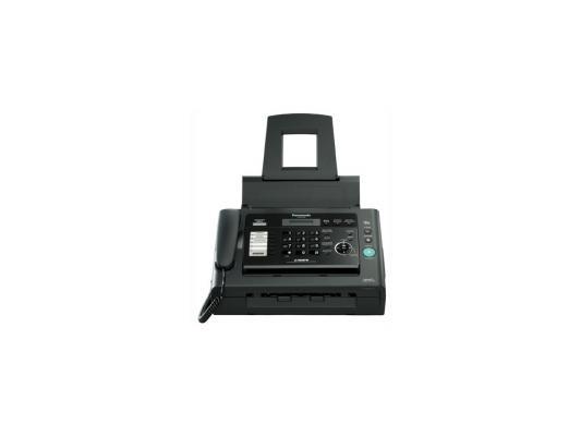 Факс Panasonic KX-FL423RUB черный от 123.ru