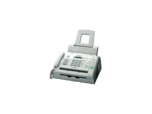 Факс Panasonic KX-FL423RUW белый