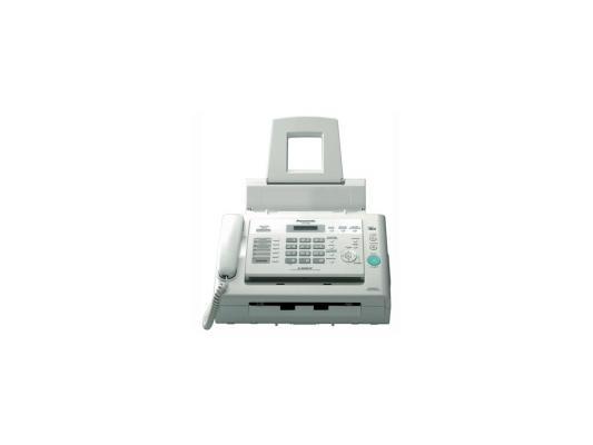 Факс Panasonic KX-FL423RUW белый от 123.ru
