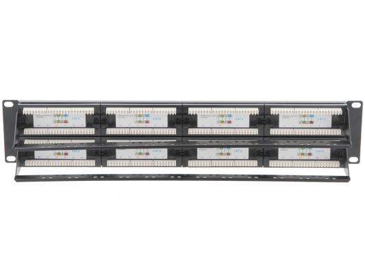 "Патч-панель 5bites LY-PP6-06 UTP 6 кат 48 портов Krone&110 dual IDC 19"" от 123.ru"