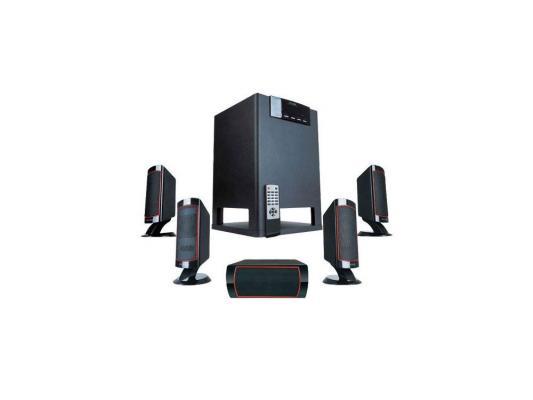 Колонки Microlab X15 90+5х16 Вт черный беспроводной ПДУ