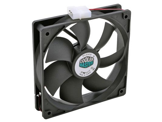Вентилятор Cooler Master NCR-12K1-GP 120mm 1200rpm вентилятор cooler master 120mm ncr 12k1 gp