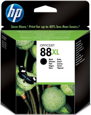 Картридж HP C9396AE №88 XL для OfficeJet K550 черный цена 2017