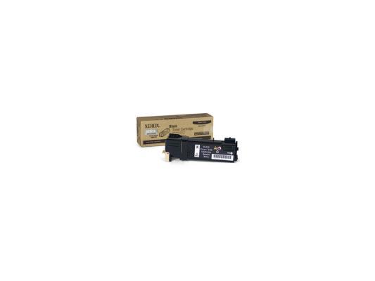 Картридж Xerox 106R01338 для Xerox Phaser 6125N черный 1000стр  xerox 106r01048