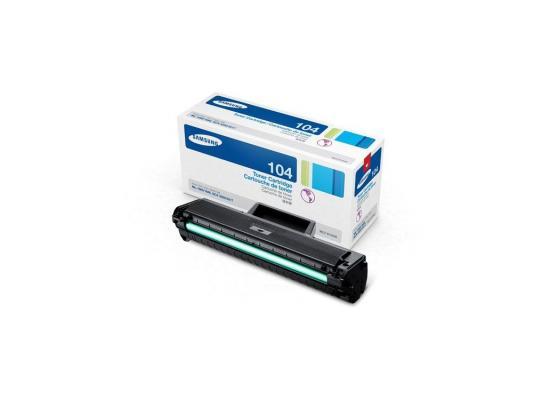 Лазерный картридж Samsung MLT-D104S черный для ML-1660/1665/1667 SCX-3200/3217 1500стр 1 mlt d104s toner cartridge chip for samsung ml 1660 1661 1665 1666 1667 1670 1673 1675 scx 3200 scx 3205 mlt d104s mlt d104