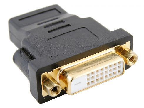цены Переходник HDMI F - DVI F ORIENT C489