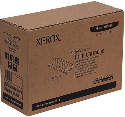 Картридж Xerox 108R00796 для Phaser 3635MFP 10000стр. картридж xerox 108r00909 для phaser 3140 2500стр
