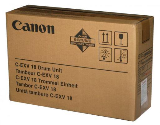 Фотобарабан Canon C-EXV18 для IR1018 1020 1022 1024