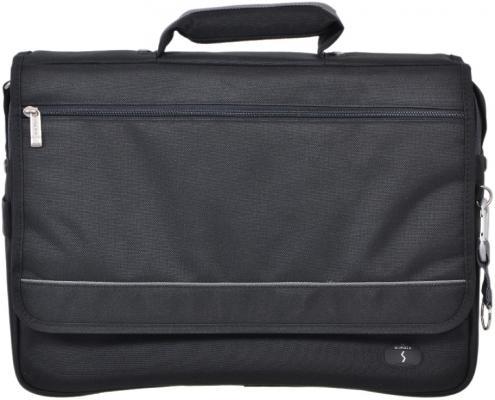 Сумка для ноутбука 15 Sumdex PON-118BK Black полиэстер стоимость