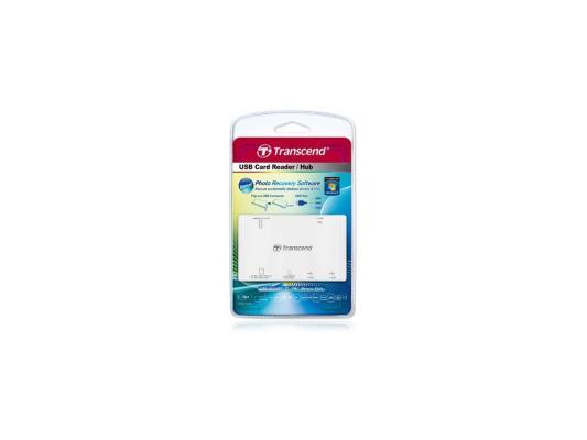 ��������� ������� Transcend TS-RDP7W SD/microSD/MMC/RS-MMC/MS/MSduo �����