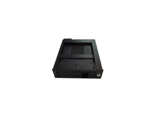 "Салазки для жесткого диска (mobile rack) для HDD 3.5"" AGESTAR SMRP SATA черный"