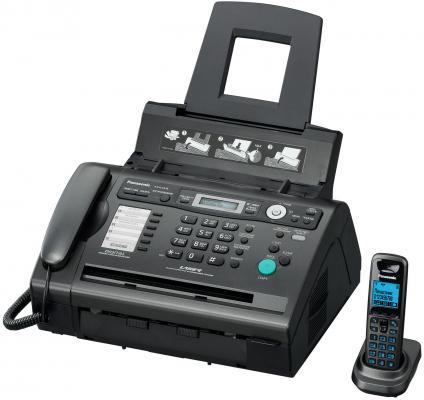 Факс Panasonic KX-FLC418RU лазерный от 123.ru