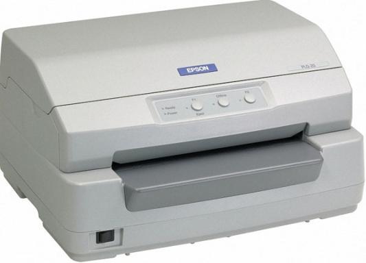 Принтер EPSON PLQ-20 (C11C560171) принтер epson plq 20 passbook c11c560171