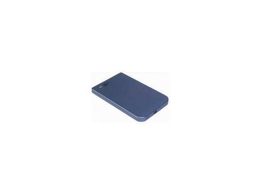 Внешний контейнер для HDD 2.5 SATA AgeStar 3UB2O1 USB3.0 синий внешний контейнер для hdd 2 5 sata agestar 3ub2o1 usb3 0 красный