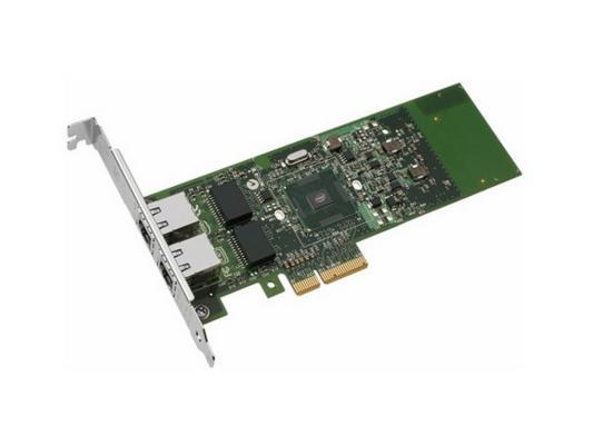 Сетевой адаптер Intel E1G42ETBLK 1GB DUAL PORT