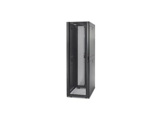 Коммуникационный шкаф APC NetShelter SX 42U 600mm x 1070mm Enclosure with Sides Black AR3100