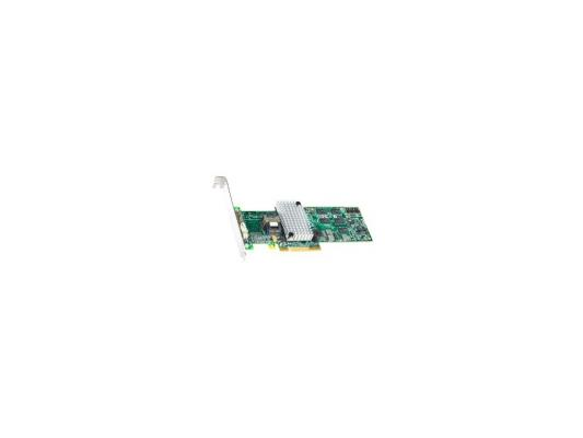 Контроллер RAID Intel RS2BL040 PCI-E x8 6G SAS 512MB