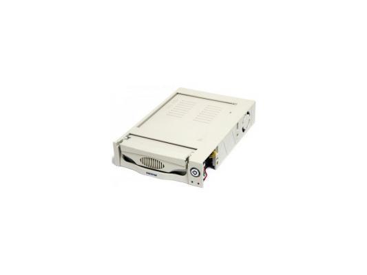 "Салазки для жесткого диска (mobile rack) для HDD 3.5"" AGESTAR SR3P(K)-3F SATA бежевый"