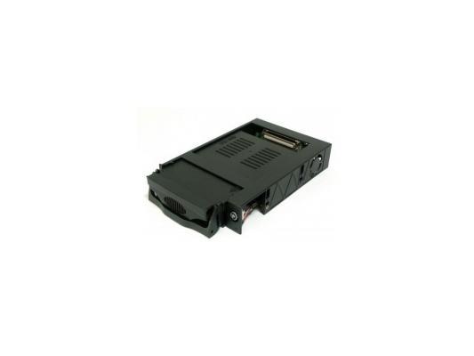 "Mobile rack для HDD 3.5"" AGESTAR SR3P(K)-3F Black, SATA"